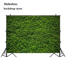 Mehofoto printemps vert mur photographie toile de fond herbe verte Photo stand arrière-plan pâques dimanche fête décoration fournitures 317