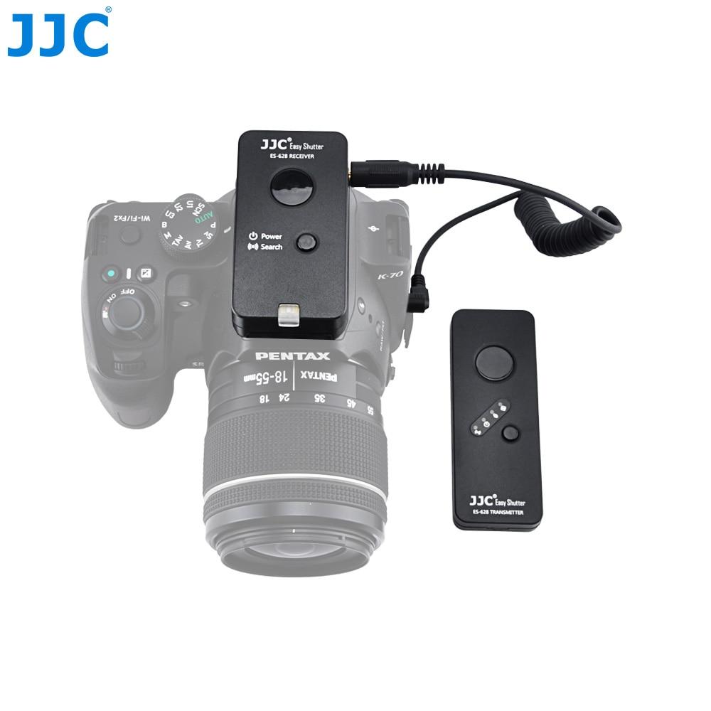 Jjc كاميرا 100 متر مسافة 16 مليون كاميرا القناة 2.4 جيجا هرتز rf اللاسلكية التحكم عن ل بنتاكس K-70/kp استبدال CS-310
