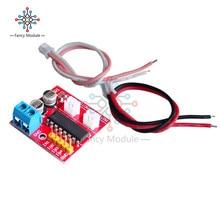 Mini Module pilote moteur cc 2.5A double canal   Au-delà de L298N PWM, commande de vitesse, panneau de pilote moteur Stepper