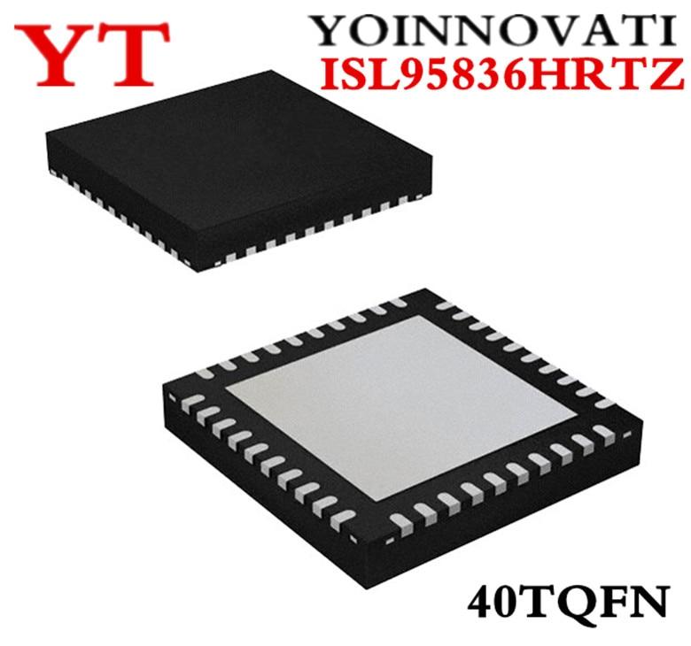 10pcs/lot ISL95836 ISL95836HRTZ 95836 QFN Laptop Chips.