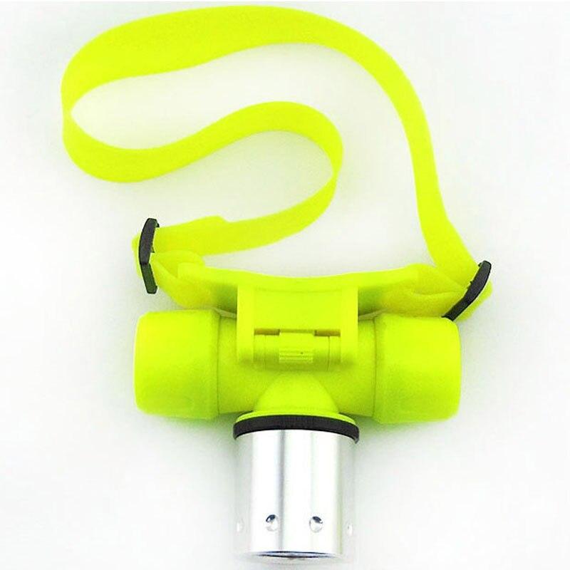 Взрывозащищенные магнитные фонари для рыбалки, водонепроницаемые 10 Вт 6 светодиодсветодиодный пластиковых фонарей, фонари для дайвинга с л...