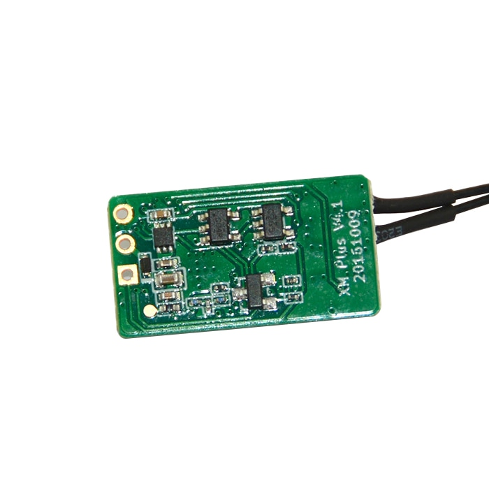 Envío gratis de alta calidad integrado Frsky XM + Micro D16 SBUS Gama Completa receptor hasta 16CH para multicóptero con radio control