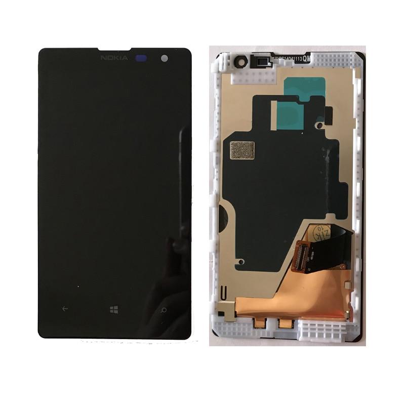 Pantalla LCD Original para Nokia Lumia 1020 con montaje de digitalizador con...