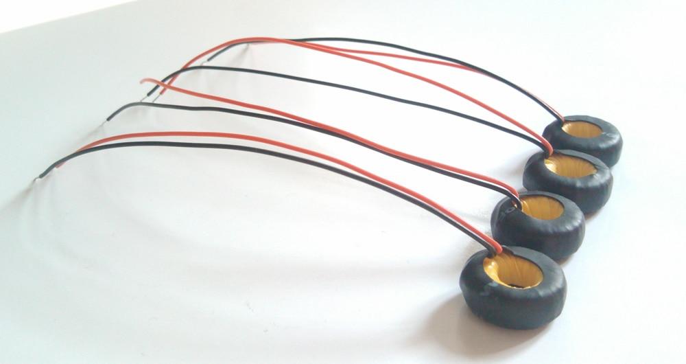 Transformador de corriente de bobina electrónica de 0-60a, 20A/10mA, 5 uds., 10a/5mA