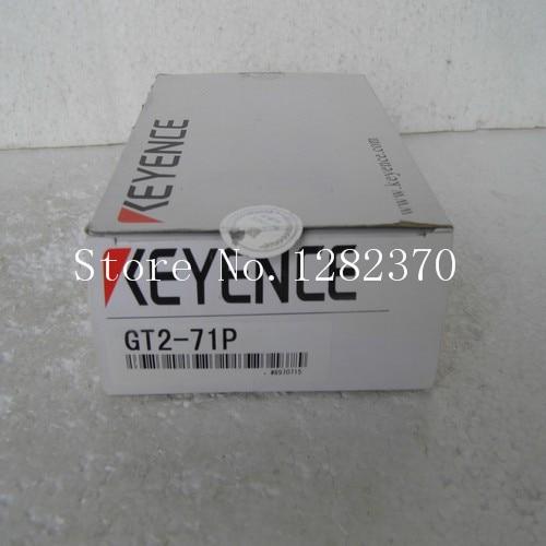 [SA] جديد الأصلي خاص مبيعات تجديد KEYENCE الاستشعار التبديل GT2-71P بقعة