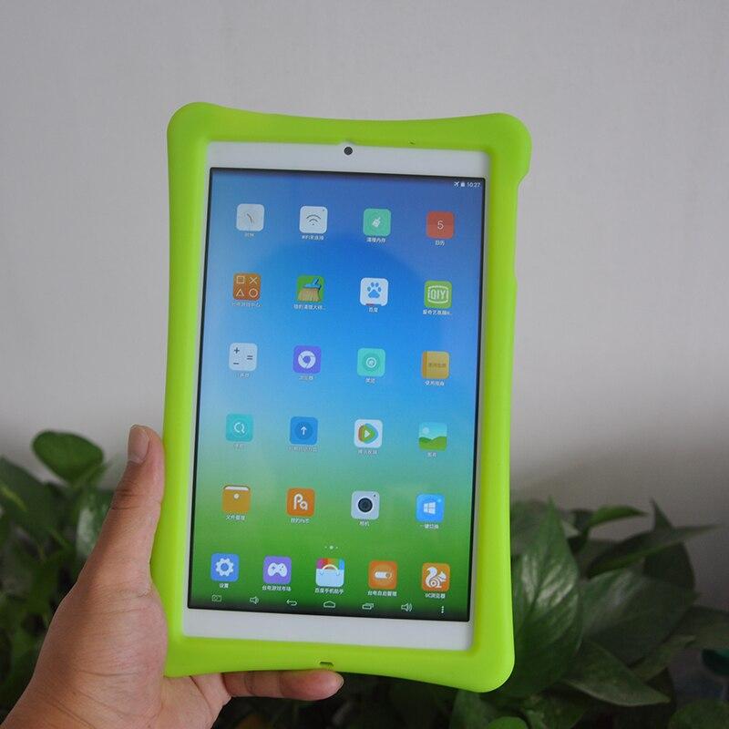 Capa para Teclast Crianças à Prova de Choque de Silicone Polegada para Teclast Tablet Robusto Plus – Pro Case P80 8.0 hd 2021 X80
