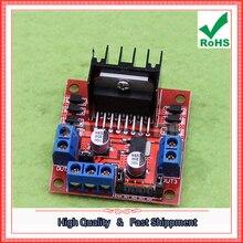 L298N Motor Driver Board Module Stepper Motor DC Motor Smart Car Robot (C6B1)