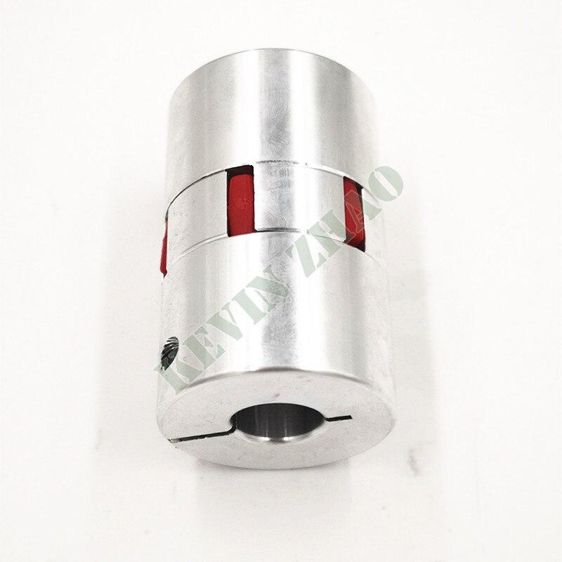 1 Uds 10*14mm 8/9/5/10/12/12, 7/14/15/16/18/19/20mm Flexible de Eje de acoplamiento de CNC paso a paso acoplador de motor D40L66