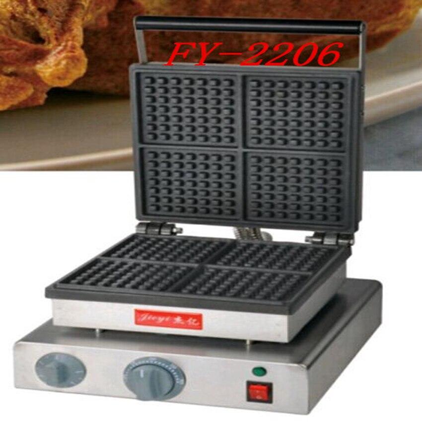 1 шт. 220 В четырехслойная нестальная печь необычная квадратная электрическая