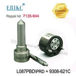 EJBR01701Z EJBR04101D Kit de Reparação 7135-644 Bico Injetor Válvula L087PBD L087PRD 9308-621C para EJBR02101Z EJBR01401Z EJBR01201Z