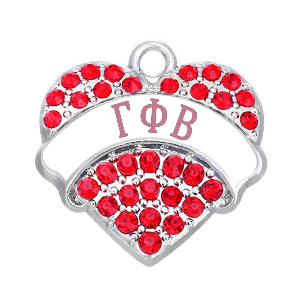 Liga eco-friendly gamma theta beta fraternidade faculdade comunidade sociedade charme festa jóias para colar pulseira diy