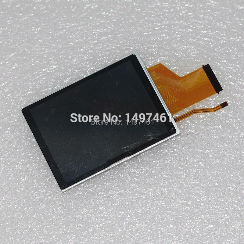 Nova Assembléia Screen Display LCD para Sony DSC-HX50 HX60 HX60V HX50V Câmera Digital Com luz de fundo e tela externa