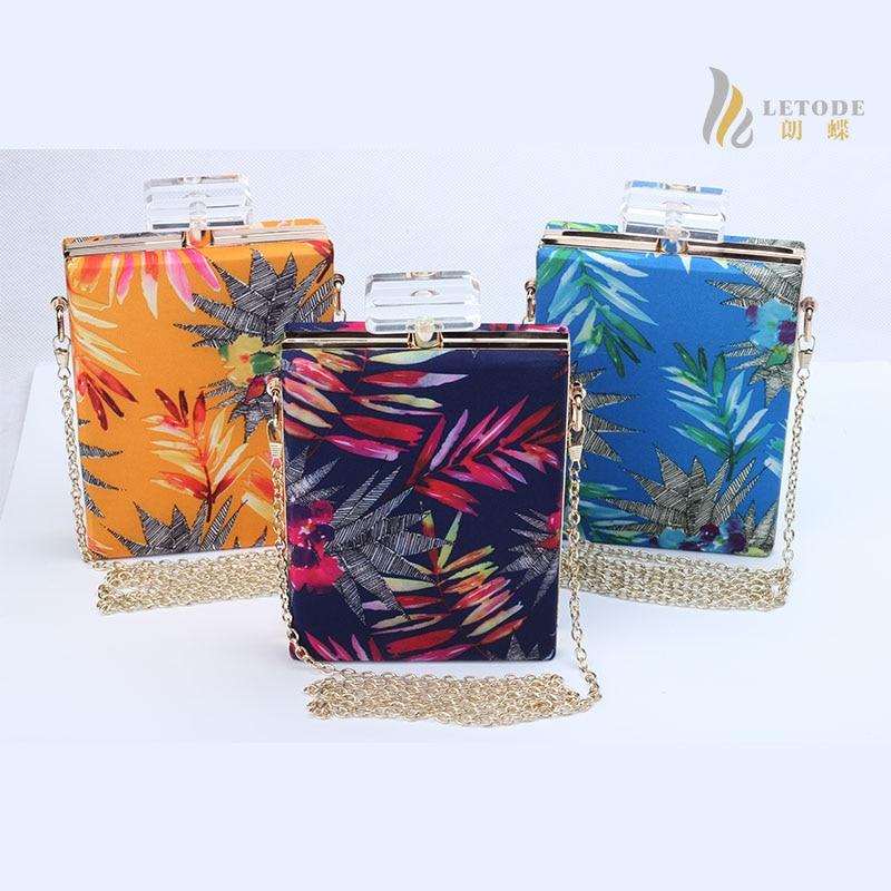 Bolso de mujer con forma de botella de Perfume a la moda, bolso de hombro de diseñador famoso, bolso de mano con estampado de flores, bolsos de mano, bolsas, bolsas, 8232