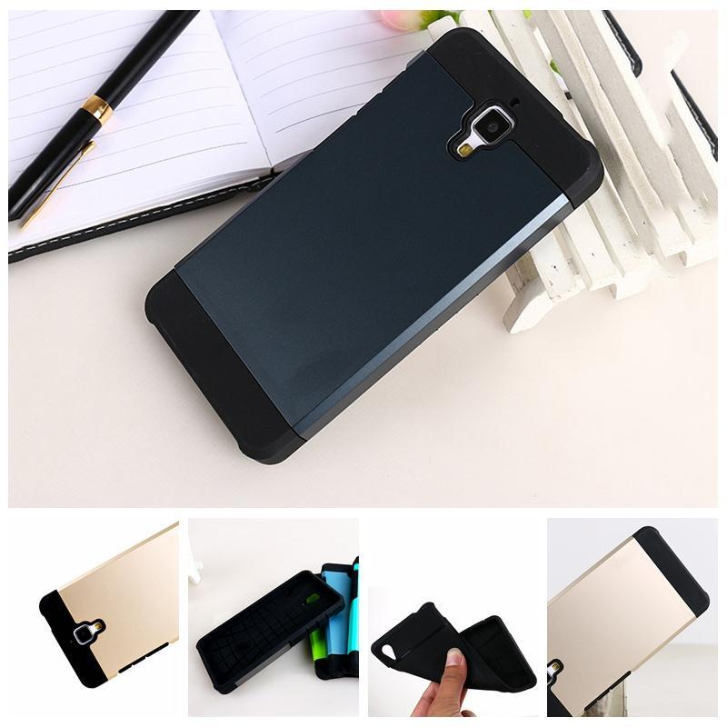 """NWT 100%, funda protectora de silicona para teléfono móvil XIAOMI M4 mi4 mi 4, funda protectora antigolpes de 5,0 """"con 1 Uds de película gratis"""