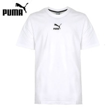 Original New Arrival  PUMA Wild Pack Tee Men's T-shirts short sleeve Sportswear