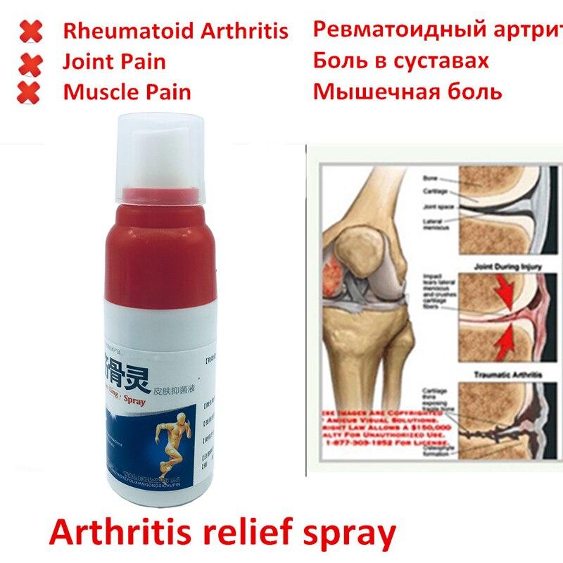 Artrite do reumatismo do pulverizador do alívio da dor, dor da cintura do joelho da entorse do músculo, gesso ortopédico do tigre do pulverizador do ombro traseiro