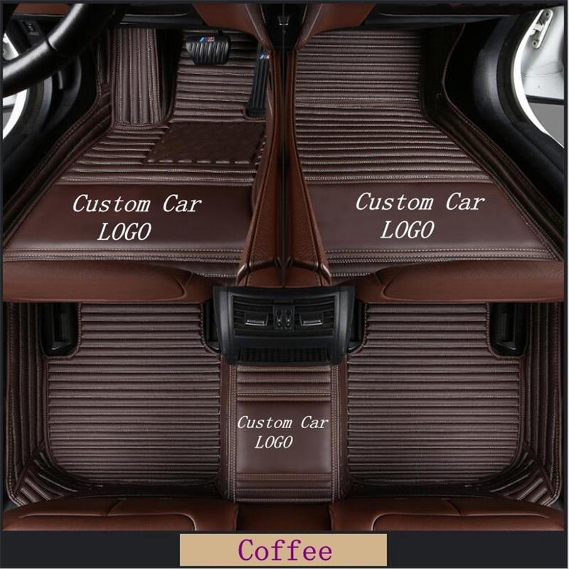 Alfombrillas personalizadas de lujo para el suelo del coche Q50 Q60 Q70L 2014-2019, alfombrillas para el suelo del coche, alfombrillas para el pie del coche, alfombra para automóvil