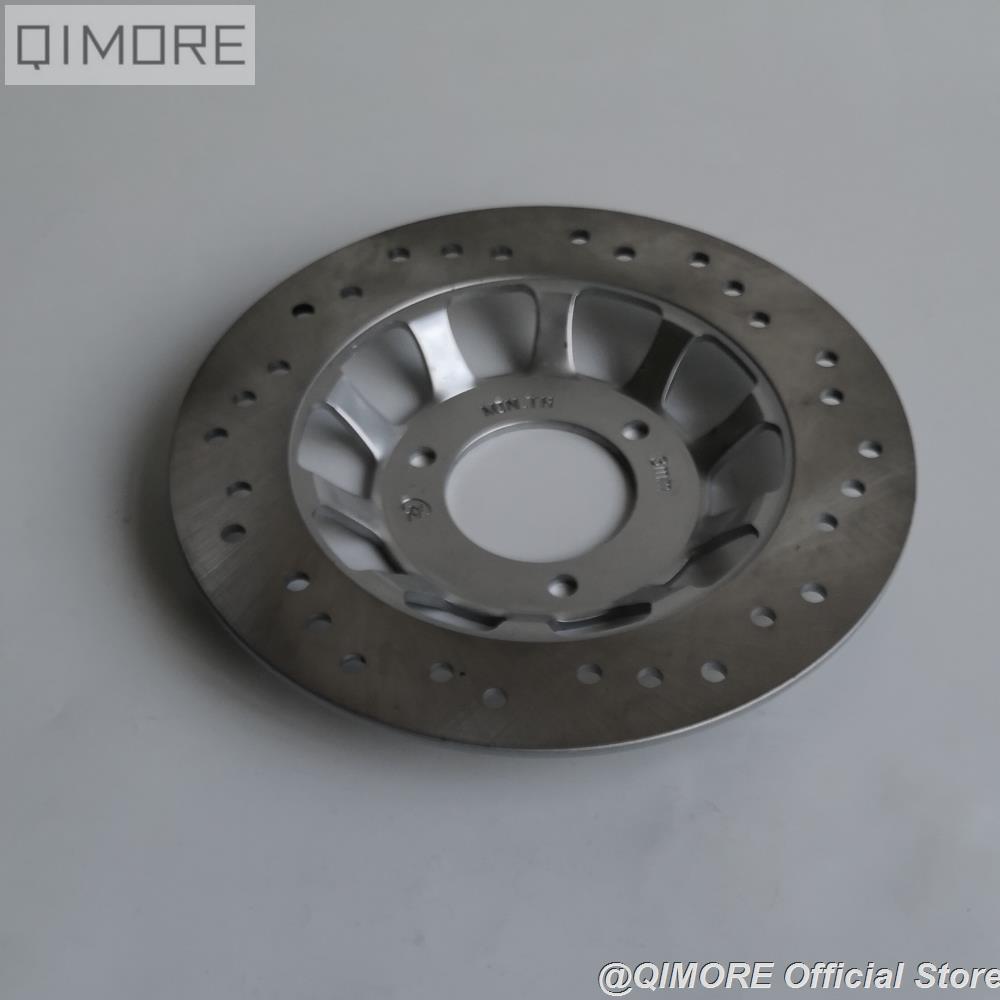 220mm disco de freio dianteiro/rotor freio para scooter fantasma tng dr150 tanque racer roketa fiji lance baja sc150 sunl aventura