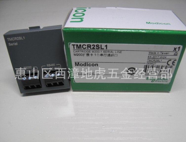 Tmcr2sl1 novo plc m200 placa de extensão, 1 comunicação serial