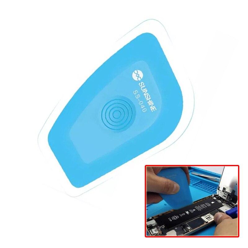 Herramientas de reparación de teléfonos ESD herramientas de apertura de tarjeta de seguridad Pry para iPhone Samsung pantalla LCD Carcasa Trasera herramientas de desmontaje de batería