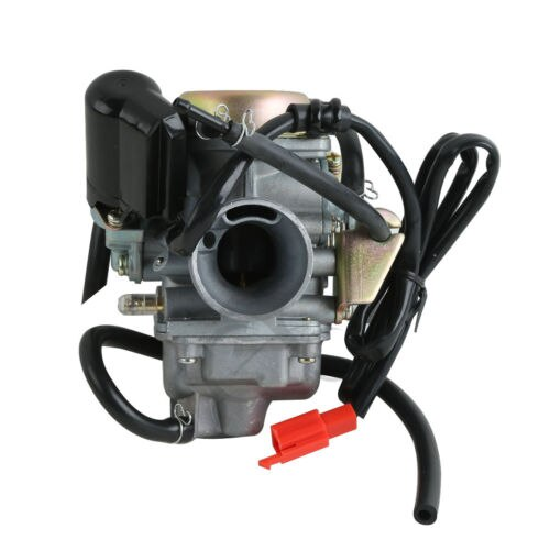 Мотоцикл Карбюратор Carb для GY6 125 150cc Скутер ATV Kazuma Baja Kymco Taotao SunL Tank 24 мм