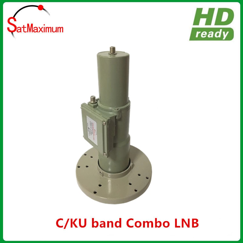 Combo Universal lnb ku with 5150MHZ C band