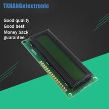 LCD1601 1601 Module bleu/vert/blanc écran caractère LCD Module daffichage HD44780 contrôleur Blacklight