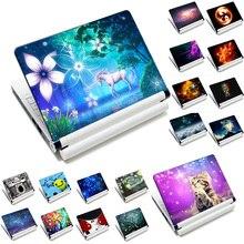Housse pour ordinateur portable personnalisée autocollant Art autocollant protecteur pour 12