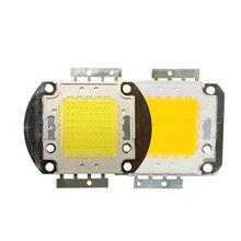 COB puce LED DC12V 32V 10W 20W 30W 50W 70W 100W Smart IC COB Diode LED LED perle bricolage ampoule lampe projecteur extérieur