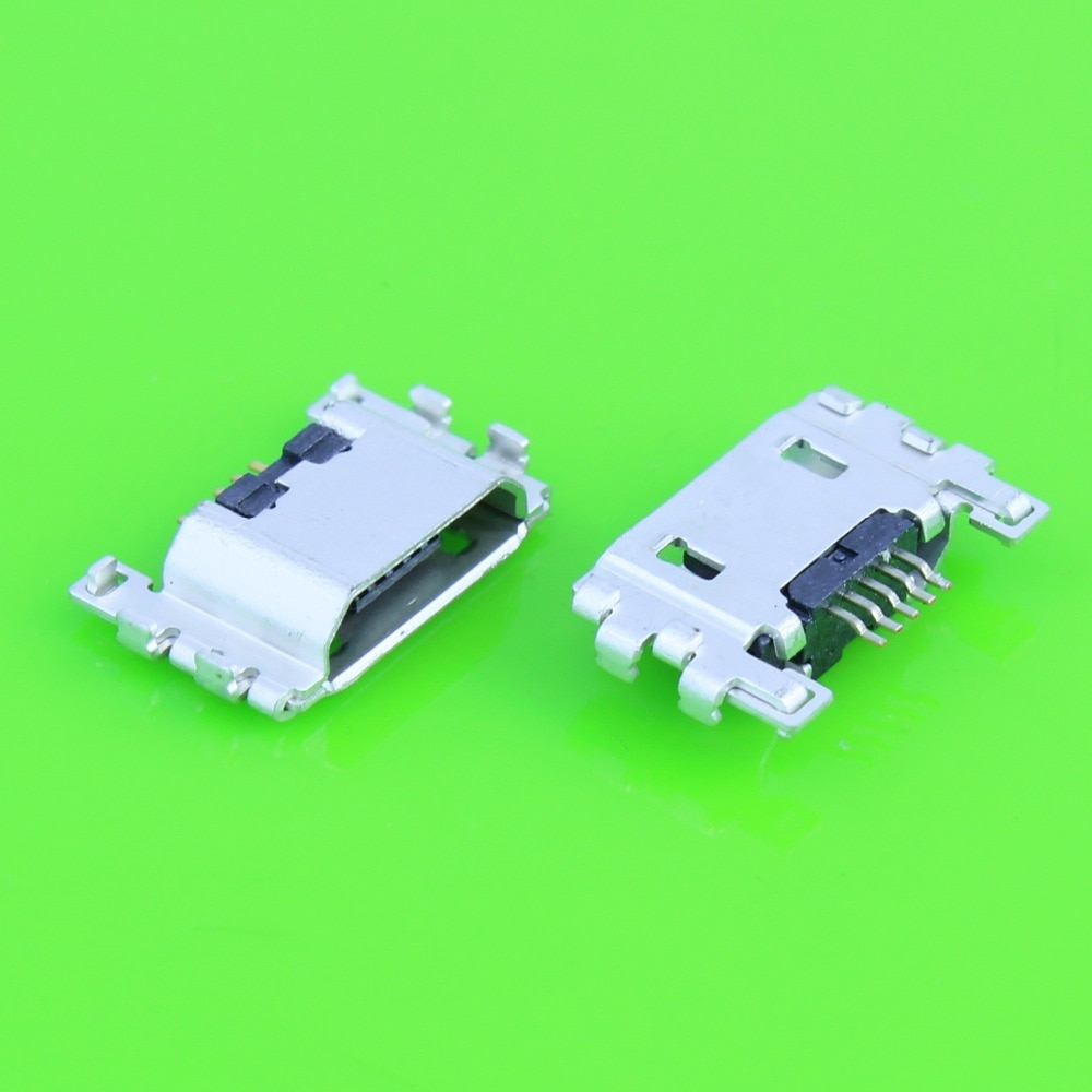 Разъем Micro USB YuXi для Sony Xperia Z1 L39H C6902 C6903 C6906 Z3 D6603 D6643 D6653 D6616, 2 шт.