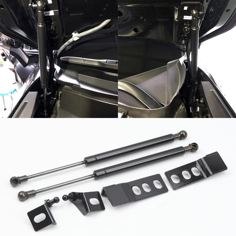 Carro Da Frente Capa Bonnet Strut Levante Suporte Gás Molas Para Toyota 2 RAV4 2019-2020 pcs