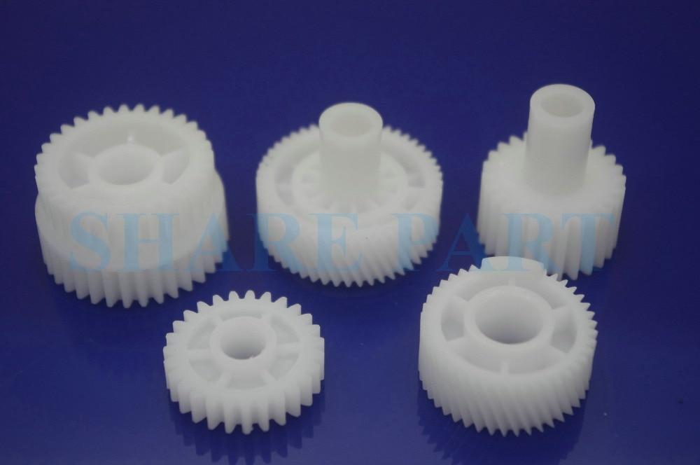 BH200 2 X drive gear kit para Konica Minolta 222 282 350 362 4040077700 (jogo da engrenagem da unidade)