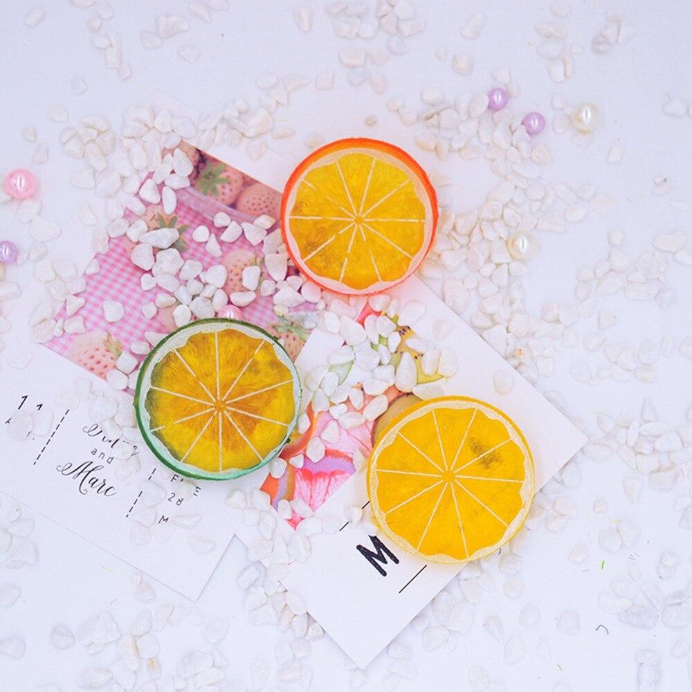 5 шт. поддельные пластиковые лимонные растения, diy Подарочная коробка, домашние товары, рождественские вечерние украшения для дома, наклейка...