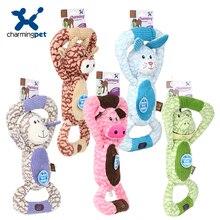 Jouets de Charmingpet pour chiens   Animaux domestiques, enlacer la grenouille, embrasser le mouton câlin un cochon, câliner le bétail, ranchage, jouets dentraînement des animaux de compagnie