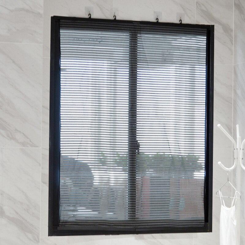 Vanzlife protetor solar cortina blackout janela do quarto toldo rolo cortinas varanda sala de estar cortina porta divisória