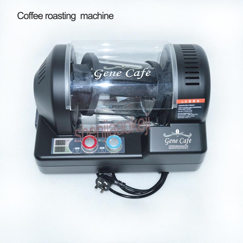 300g كامل التلقائي 3D الهواء الساخن القهوة تحميص آلة CBR-101A القهوة المحمصة/القهوة الفاصوليا الخبز آلة المنزل/التجاري 220v