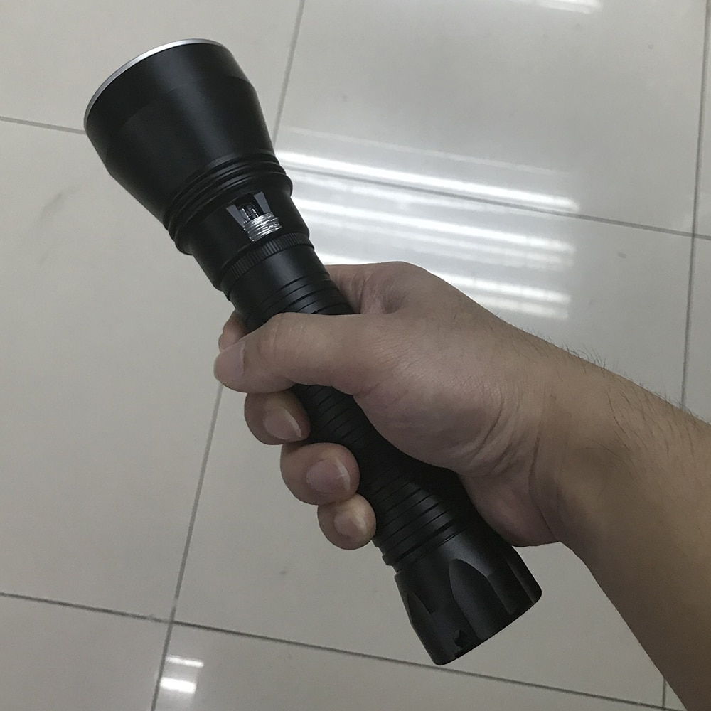 Ultra Bright XHP70.2 LED Diving flashlight XHP70 Flashlight linternas Underwater waterproof lamp 26650 Torch Scuba lantern enlarge