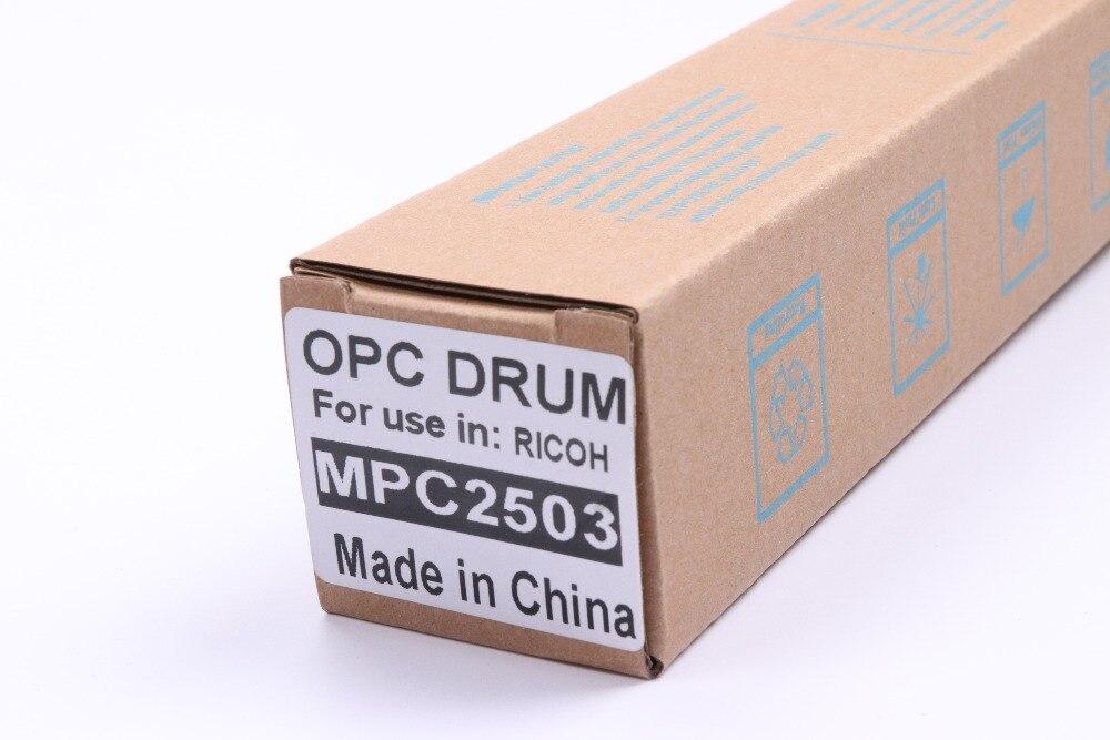 أسطوانة Opc متوافقة, لـ Ricoh Aficio MPC2003,MPC2011,MPC2503