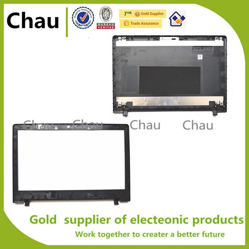 Nuevo para Lenovo TianYi 310-15 110-15 LCD contraportada + Lcd frontal bisel cubierta AP1NT000500 AP1NT000400