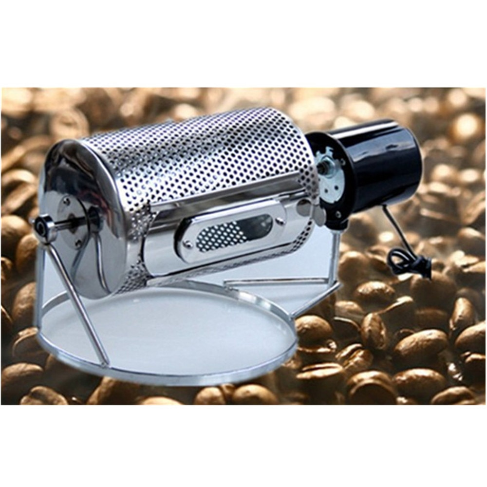 Roasting machine for coffee beans