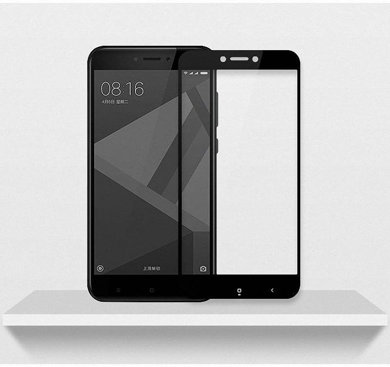 Protector de pantalla de vidrio templado para Xiaomi Redmi Note 4X, 3GB,...