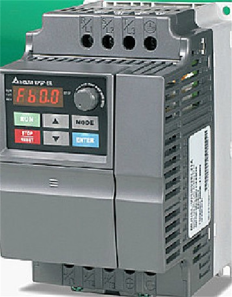 Delta Inverter VFD drive VFD015EL23A 3Phase 220V 1.5KW 2HP 0.1~600Hz Water pump &Packaging machine