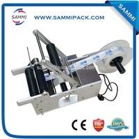 Factory Price 100% New Semi Automatic Labeling MachineAdhesive Sticker Labeling MachineRound Bottle Labeling Machine MT-50