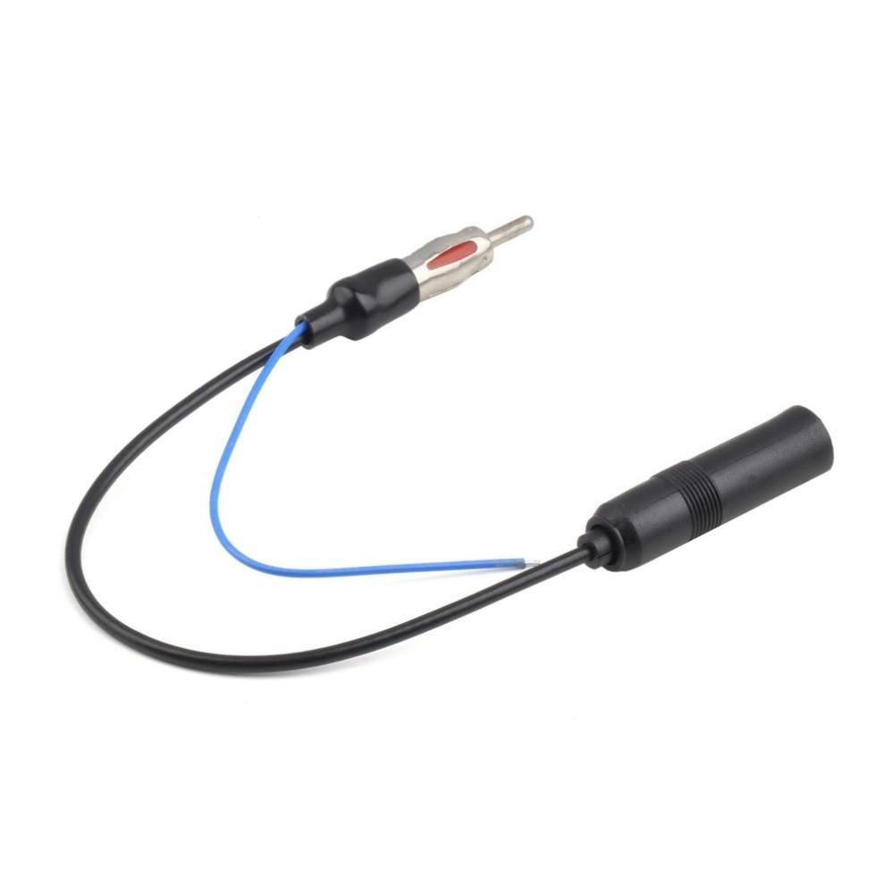 Высокое качество 12-24V автомобильный FM/AM стерео радио встроенный Усилитель сигнала Усилитель