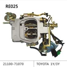 Высокое Качество Карбюратор для Тойота 1Y/3Y CARB OEM 21100-71070 года 1980-2005