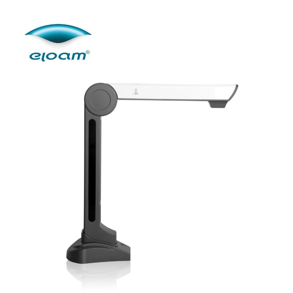 5MP 2592X1944 USB portátil de alta velocidad de escáner A4