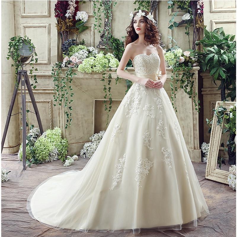 Vestidos De novia llamativos, sin mangas, color blanco champán, para novia