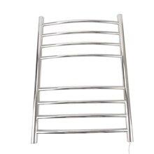 Porte-serviettes électrique en acier inoxydable 70w   Porte-serviettes chauffant, accessoire de salle de bain, haute qualité 1 pièce