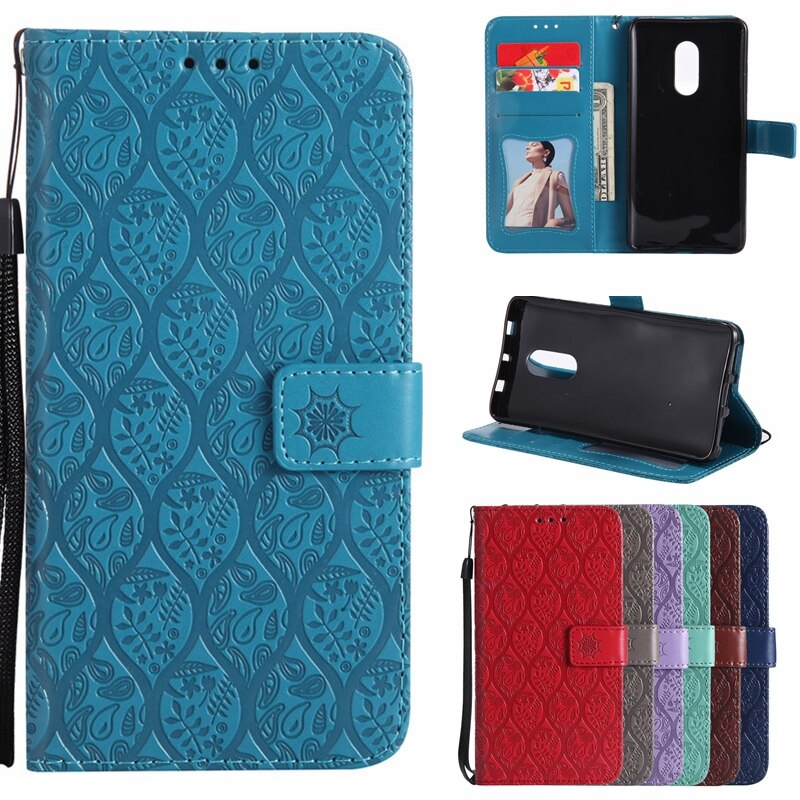 For Coque Xiaomi Redmi Note 5 5A 4X Case Flip Wallet Leather Phone Case On for Fundas Xiaomi Mi A1 M