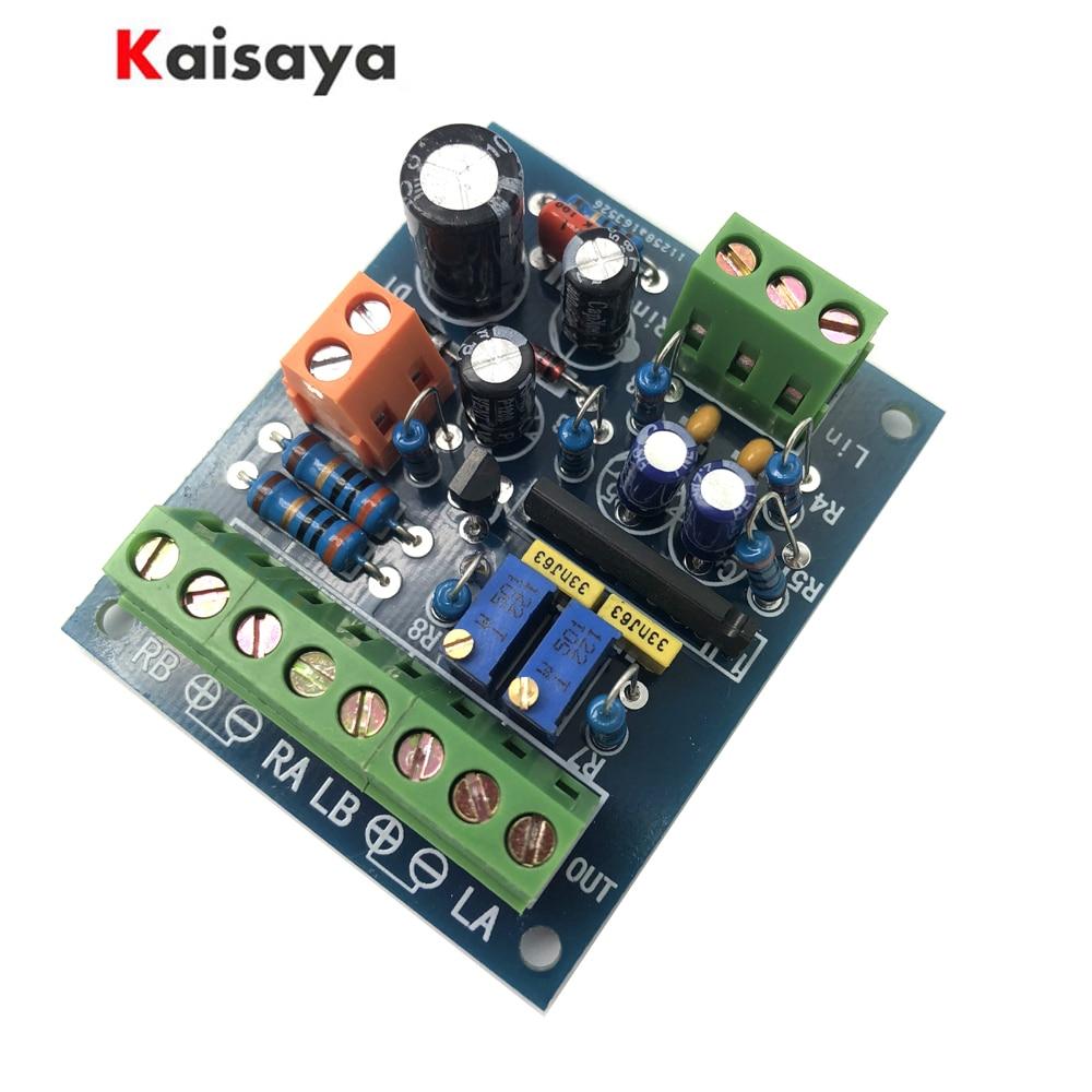 Novo profissional vu medidor placa motorista db medidor de nível áudio para ta7318p denon amplificador alta fidelidade A1-011